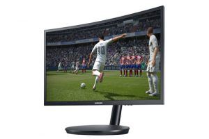 The CFG70 is the first gaming monitor with quantum dot technology