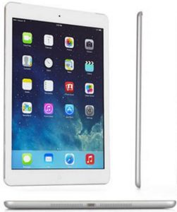 iPads represented about 10% of Apple's revenue in the last fiscal year.
