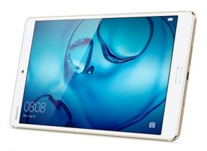 Mediapad M3 is Huawei's' latest 8.4-inch Android tablet. (credit Huawei)