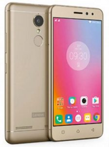 The Lenovo K6 Power was first revealed at the IFA 2016 trade show in Berlin.