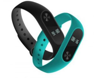 Mi Band 2 was first launched in Chine in June (photo credit: Xiaomi)