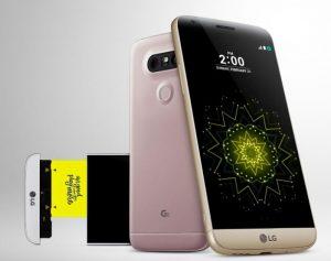 The predecessor LG G5.