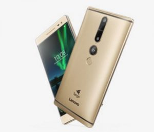 Lenovo's Phab2 Prosports a snappy Snapdragon 625 with a RAM of 4GB (photo credit: Lenovo)