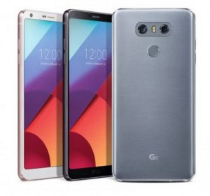 LG G6 was unveiled at the recent MWC 2017
