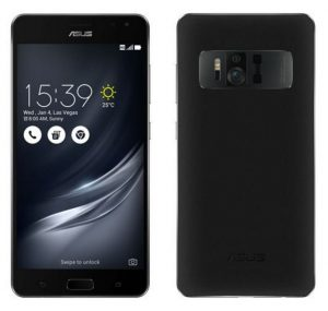 The renders of Asus Zenfone AR posted on Twitter by Evan Blass