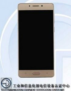 The GN5005 is the latest Gionee device certified by TENAA