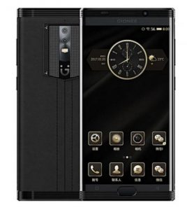 he Gionee M2017 will not include a 3.5-mm jack