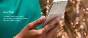 The Pixel-branded devices will run on Android 7.0 Nougat.