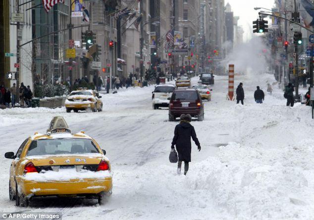 Uber Snow storm Price Surge