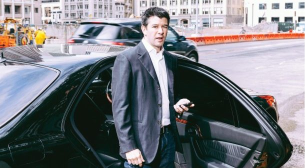 Uber: Over? Travis Kalanick's rollercoaster ride