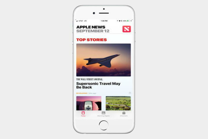 The best news apps on iPhone and Android | displayport com